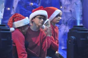 Les lutins du Père Noël ?